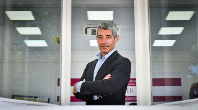 Ángel Gómez de Ágreda, coronel del Ejército del Aire y experto en...