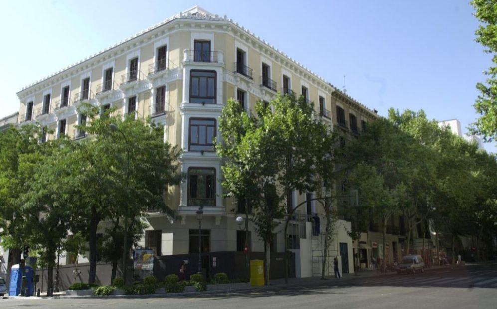 En 2003, Amancio Ortega adquirió Lar Grosvenor, un edificio de...