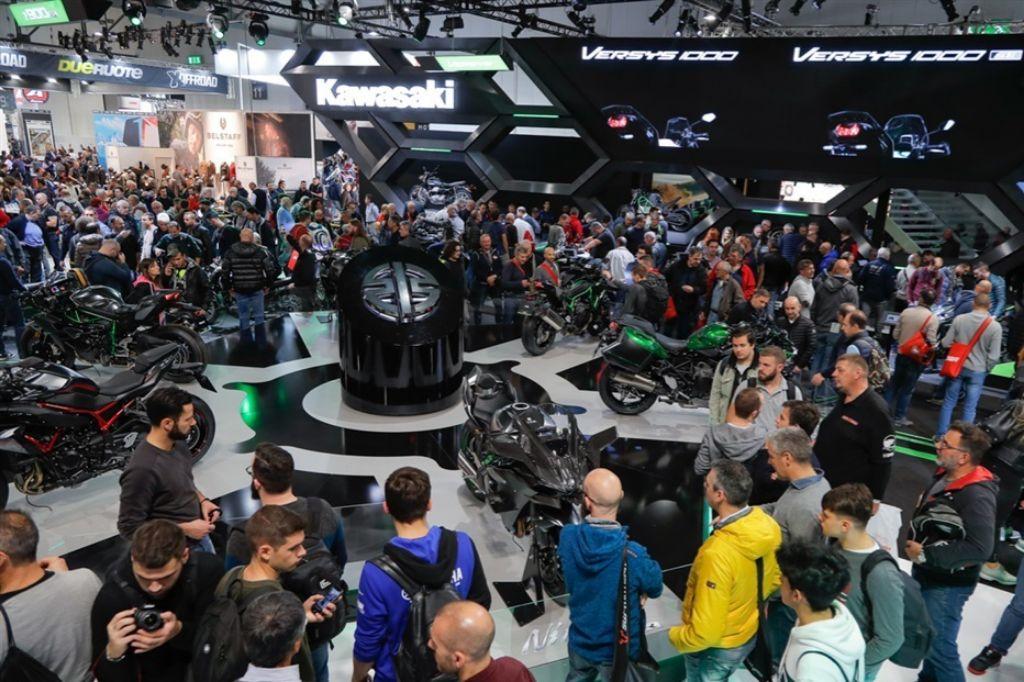 Eicma es sin duda la cita más importante del mundo de la motocicleta...