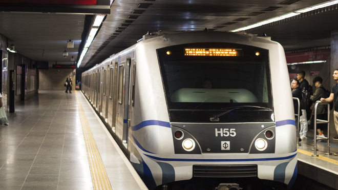 Acciona negocia comprar una línea de metro de Odebrecht en Brasil