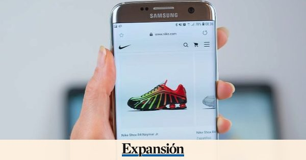 cigarrillo Progreso pista  Nike se va de Amazon e impulsará la venta a través de su tienda online |  Distribución y Consumo