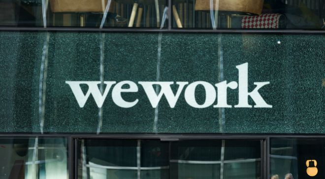 Oficinas de WeWork.