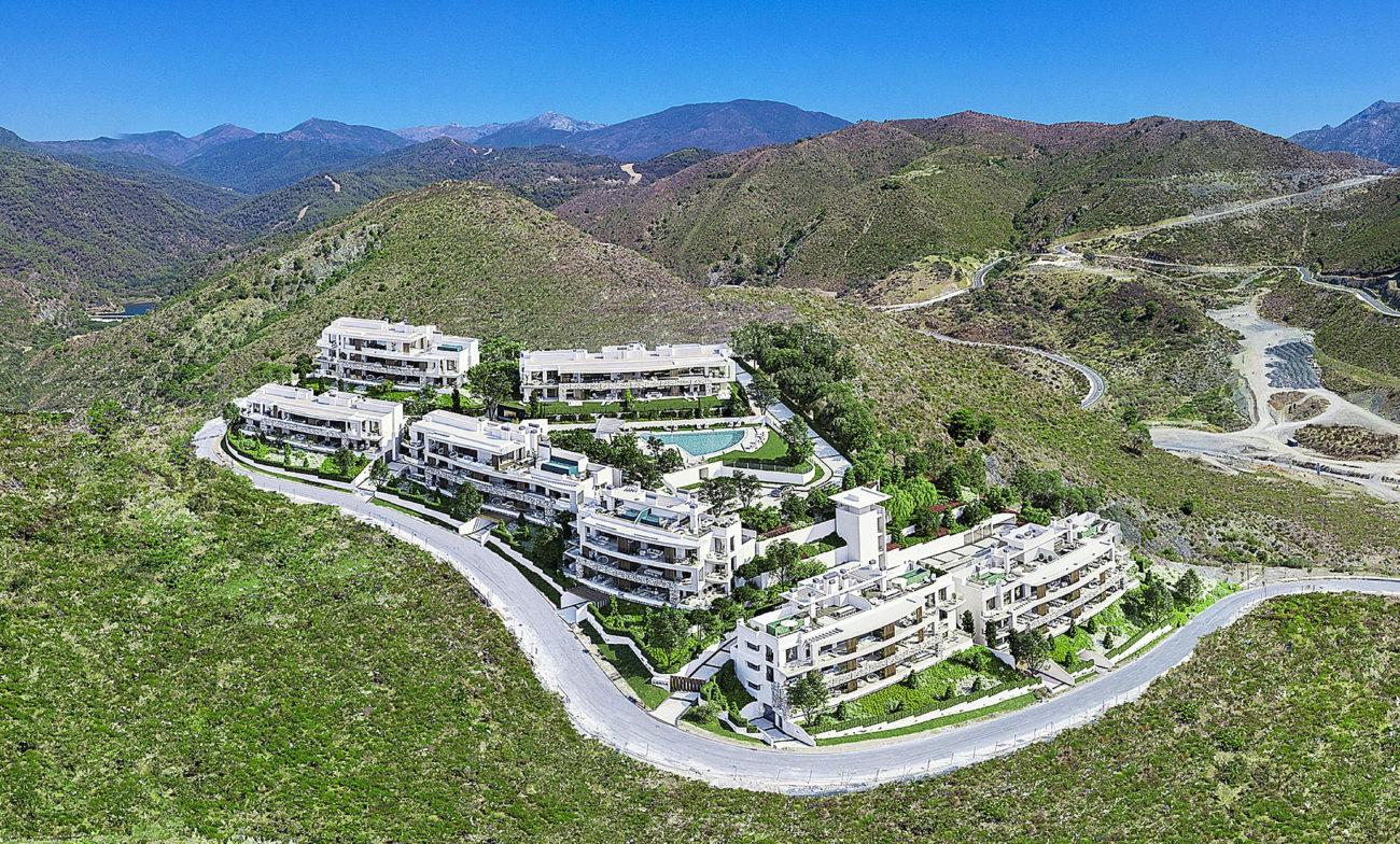La urbanización Real de la Quinta (Málaga) es el primer proyecto...