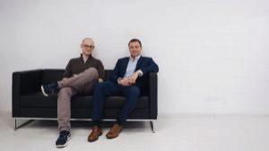 Alexander Dunaev y Boris Batin, cofundadores de ID Finance.