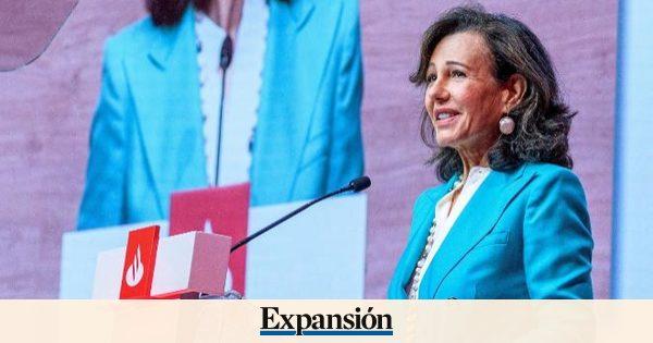 Santander frena en seco la emisión de deuda en Reino Unido por el Brexit