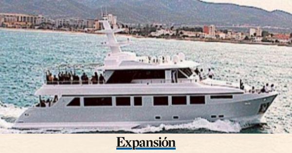 El Puerto de Valencia alquila su yate después de tres subastas sin ofertas de compra - Expansión.com