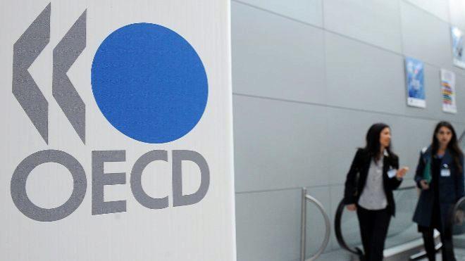 Sede de OCDE en París.