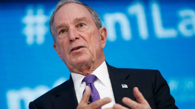 Michael Bloomberg se lanza a la carrera por la Casa Blanca