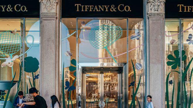 Louis Vuitton compra Tiffany por 14.700 millones de euros