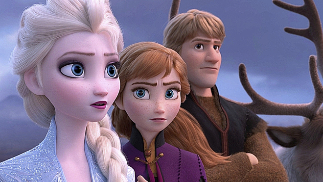Fotograma de la película 'Frozen 2', estrenada el 22 de...