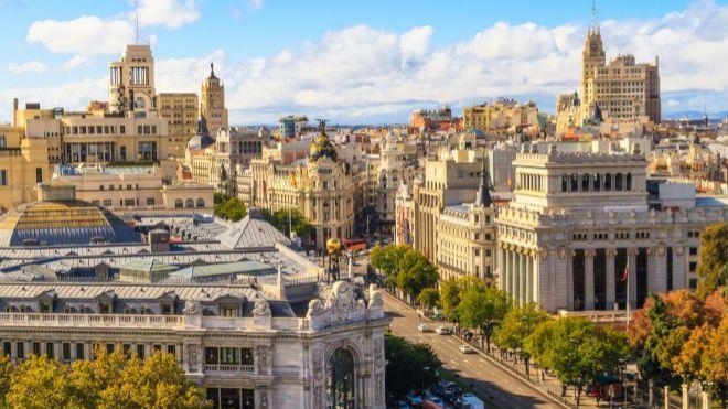 Madrid, la CCAA que más crecerá en 2020, recuperará el empleo precrisis