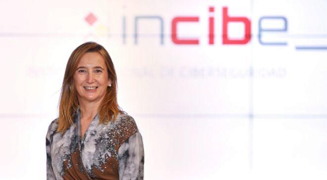 Rosa Díaz, directora de Incibe.