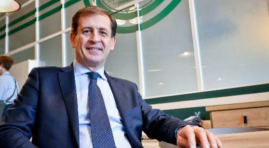 Juan Luis Regaliza, responsable de Formación y Selección de El Corte Inglés y director del Instituto de Estudios Profesionales