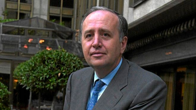 Manuel Fernández de Sousa, antiguo presidente de Pescanova.