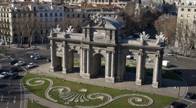 <HIT>Puerta</HIT> de <HIT>Alcala</HIT> Foto:...