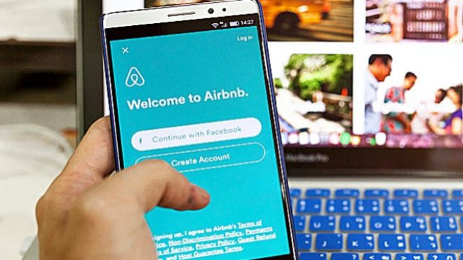 Airbnb está presente en 191 países con siete millones de anuncios.