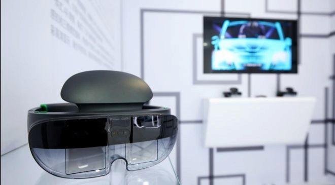 Las nuevas gafas de realidad aumentada de Oppo.