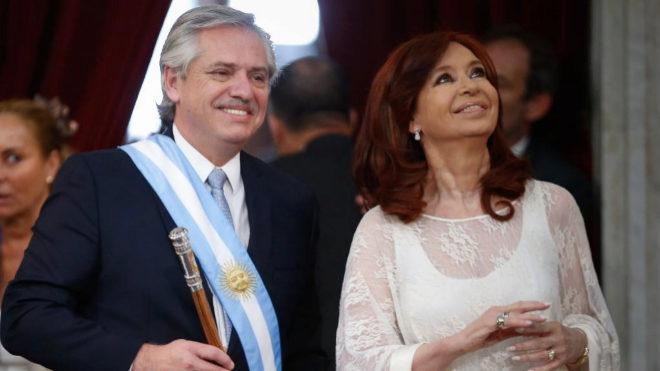 En vivo | La toma de posesión de Alberto Fernández