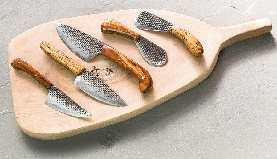Chelsea Miller, de actriz a herrera de cuchillos de lujo para chefs con estrella Michelin 15761659183641