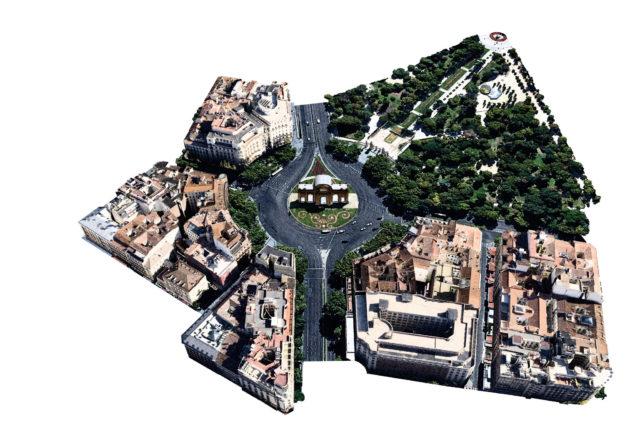 Los Mejores Restaurantes De Los Alrededores De La Puerta De Alcalá De Madrid La Plaza De La Independencia De Madrid Se Ha Fueradeserie Gastro Expansion Com