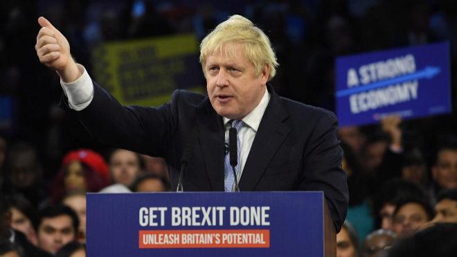 Resultado de imagen de boris johnson brexit