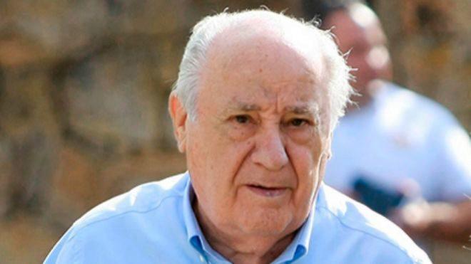 Amancio Ortega compra el 5% de Enagás