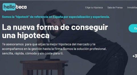 Web de Helloteca.