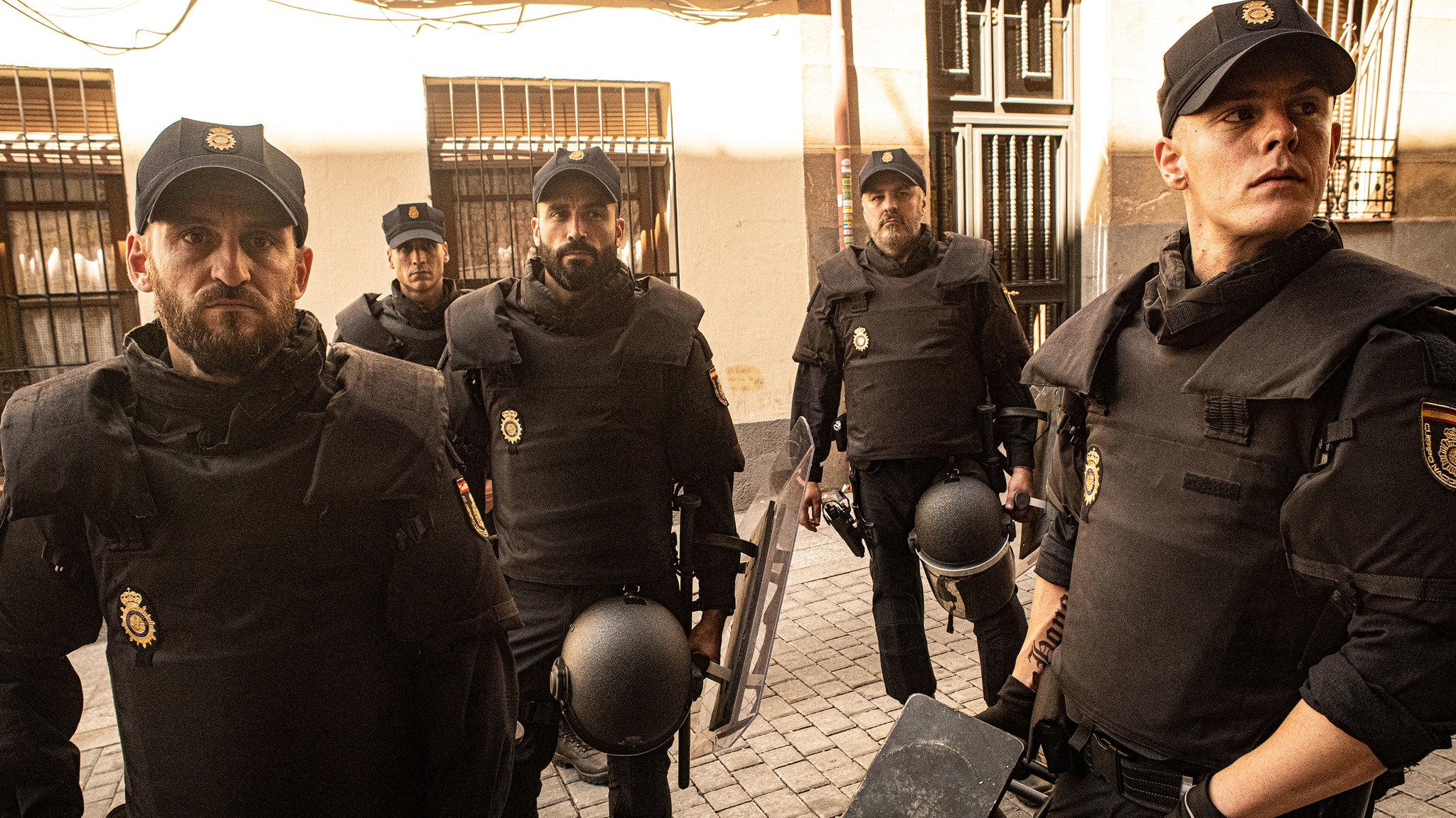 Antidisturbios', así será la serie de Rodrigo Sorogoyen para Movistar+   Series