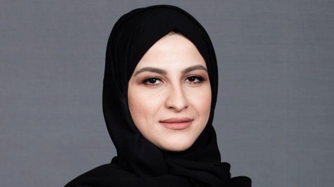 Sheikha Alanoud Bint Hamad Al-Thani, directora de Desarrollo de...