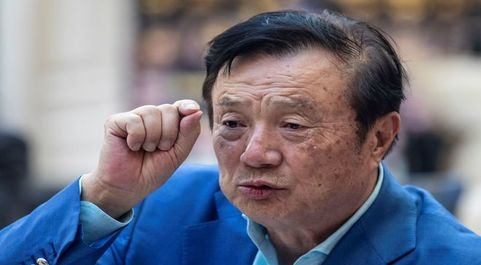 Ren Zhengfei, fundador y CEO de Huawei.