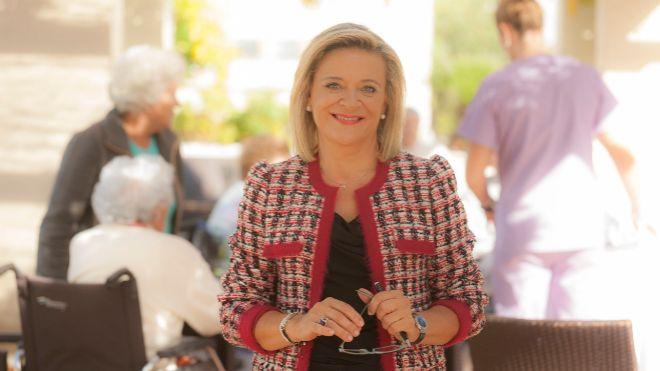Josefina Fernández, consejera delegada de DomusVi España.
