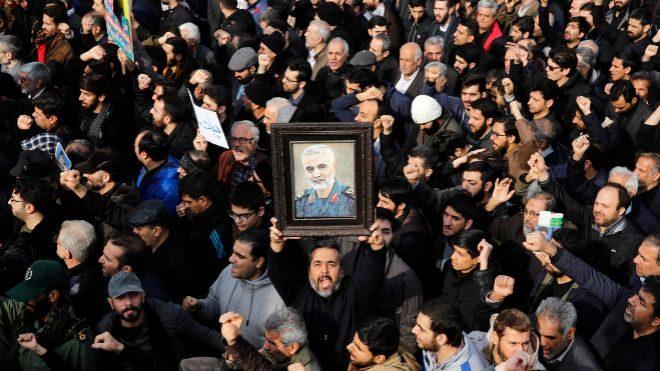 Muerte de Soleimani fue necesaria