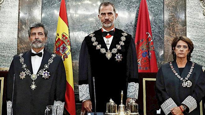 Quién es quién en la Justicia a través del lenguaje de las togas y los símbolos