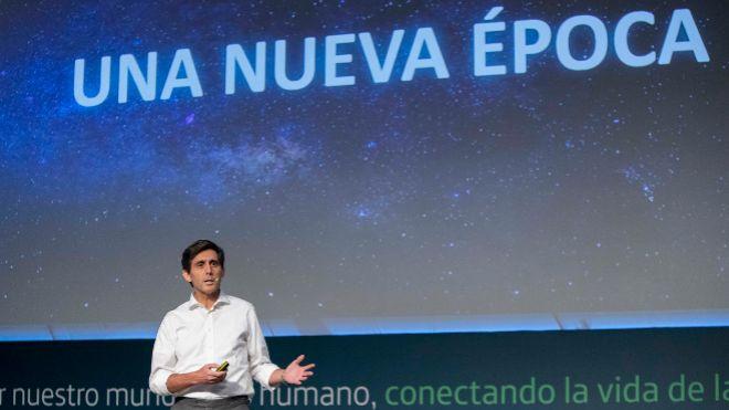 José María Álvarez-Pallete es el presidente de Telefónica.