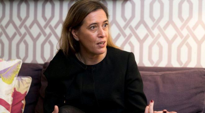 Belén Moscoso, Directora de Innovación y Digital del grupo...