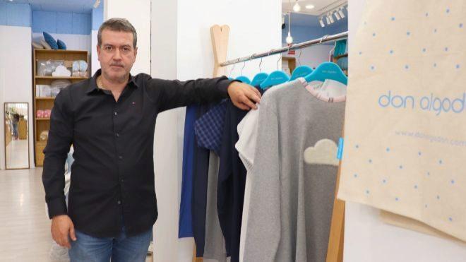 El empresario valenciano Vicente Martínez