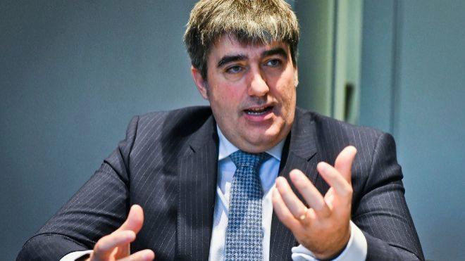 Carlos Aso, consejero delegado de Andbank.