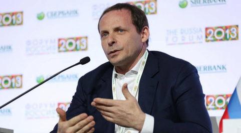 Arkady Volozh, CEO de Yandex.