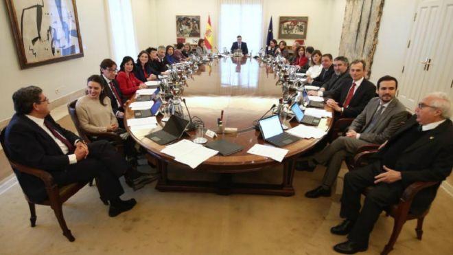 Imagen previa a la reunión.