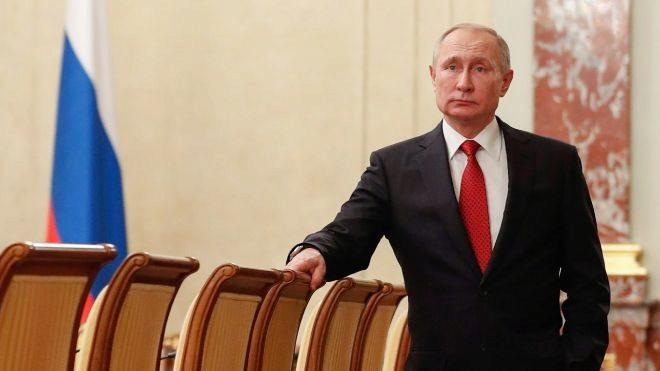 Vladímir Putin propone enmiendas a la Constitución de Rusia
