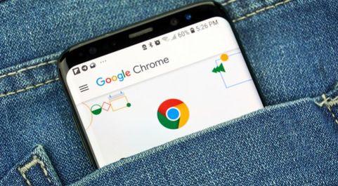 El navegador Google Chrome.