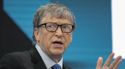 El fundador de Microsoft, Bil Gates.