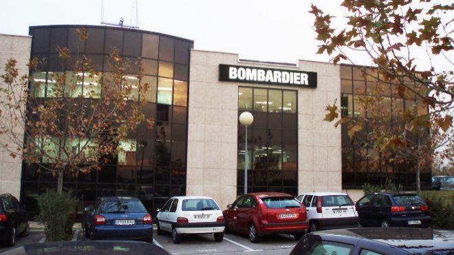Sede de Bombardier en La Moraleja, Alcobendas.