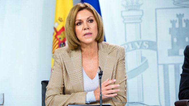 Dolores de Cospedal ficha por CMS Albiñana & Suárez de Lezo