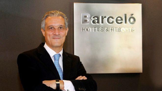 Raúl González es el consejero delegado EMEA de Barceló.