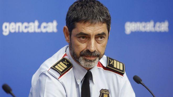 Hoy comienza el juicio a Josep Lluís Trapero por rebelión