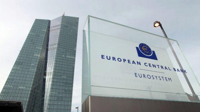 Sede del BCE en Fráncfort (Alemania).