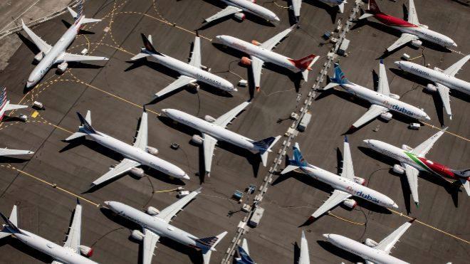 Piden a Boeing cambiar nombre del MAX