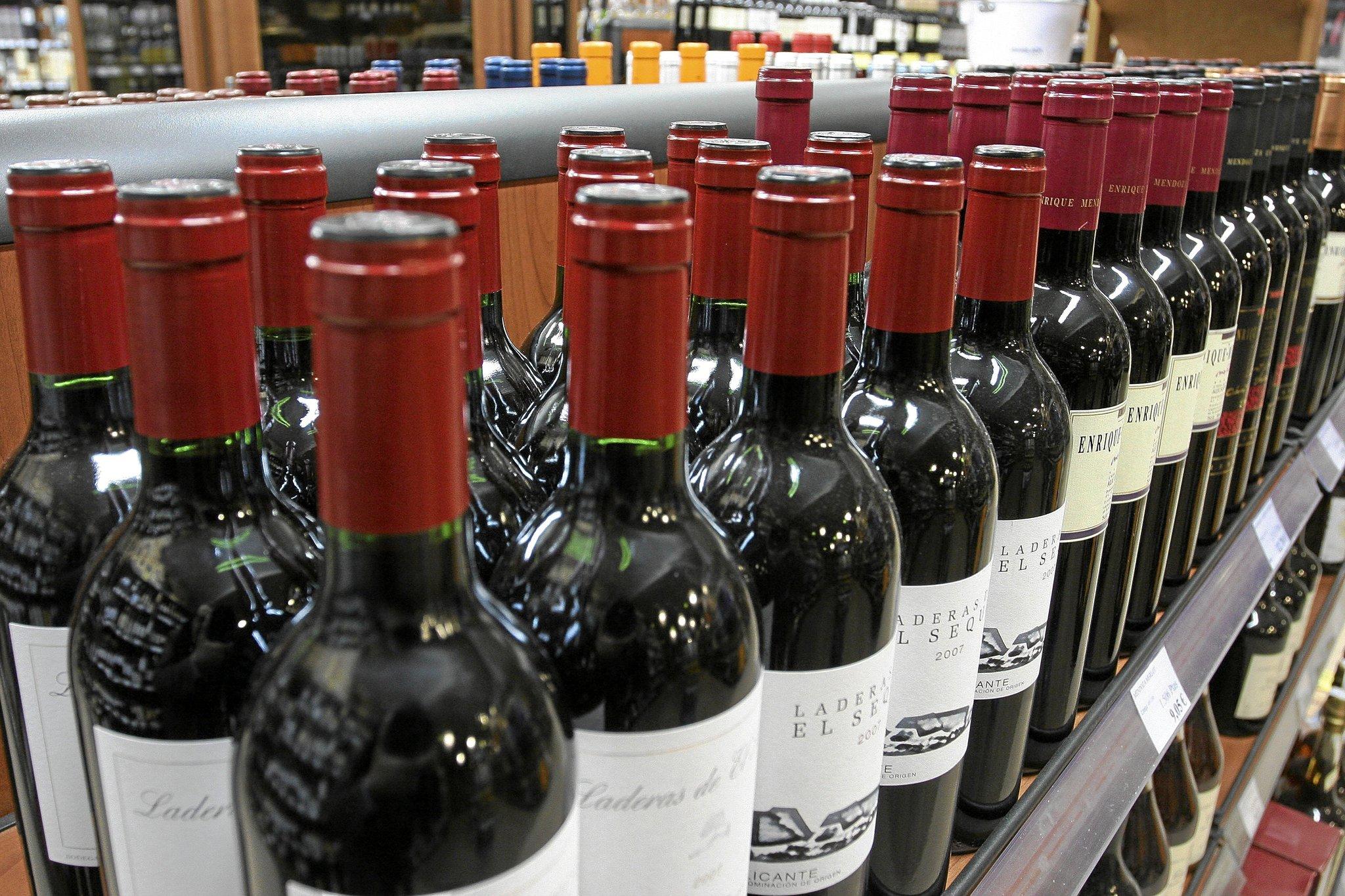 El sector del vino y del cava exportó un 10,14% menos en 2020.