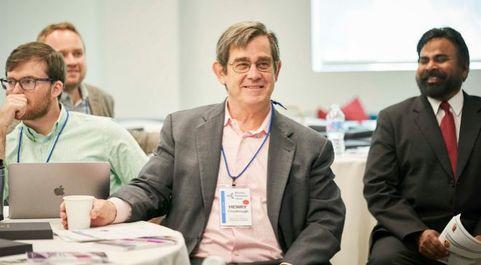 Henry Chesbrough, director del Centro Garwood de Innovación...